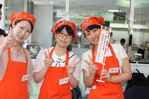 神戸女子大学 柑橘戦士セーラーみかん