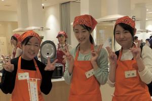 神戸女子大学 G-girls